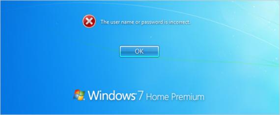 ازبین بردن رمز فراموش شده ویندوز7