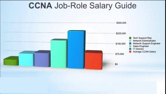 آینده شغلی دارندگان مدرک CCNA چیست؟