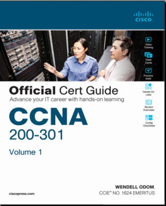 CCNA Enterprise  Official cert guide Volume1