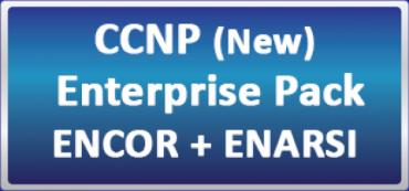 پکیج تخصصی (300-410)CCNP Enterprise ENCOR(350-401) & ENARSI